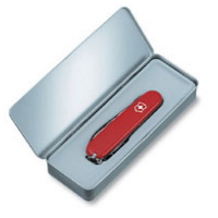 Victorinox Metalldose Spezial-Verpackung Swiss Army Knife VX4.0170